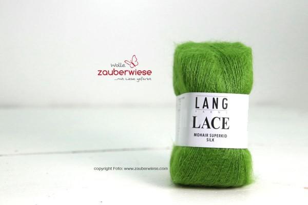 Lace hellgrün, 310m, 25g, kidM1240