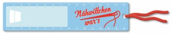 Nähwittchen war's