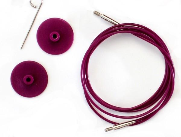 KnitPro Seil Länge