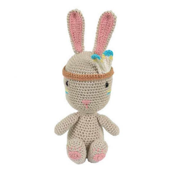 Häkelpackung Frankie the bunny