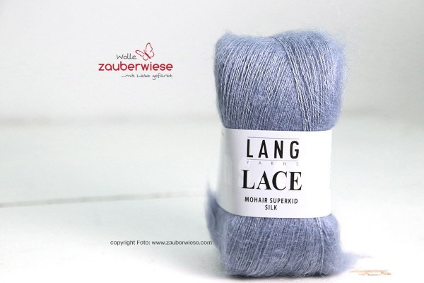 Lace jeans hell, 310m, 25g, kidM1240