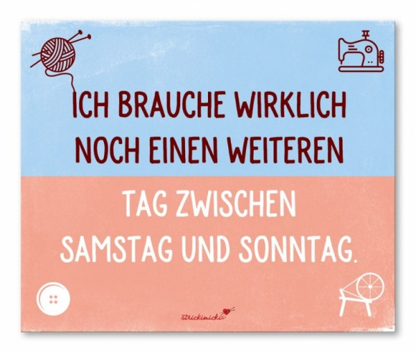 weitere Tag