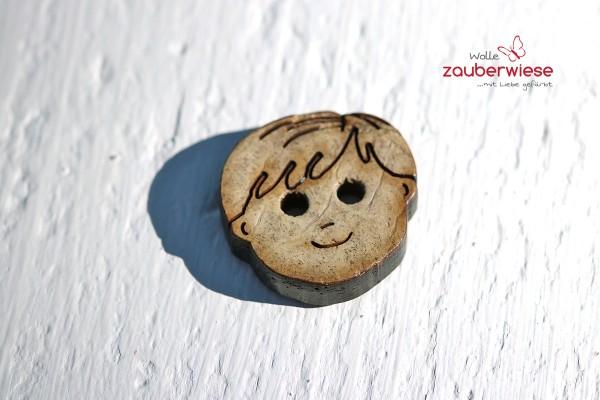 Kokosknopf Junge