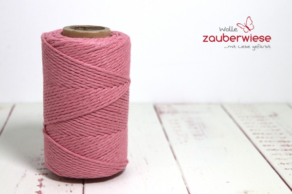 Bäcker Garn rosa