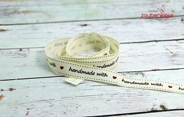 Band handmade with love