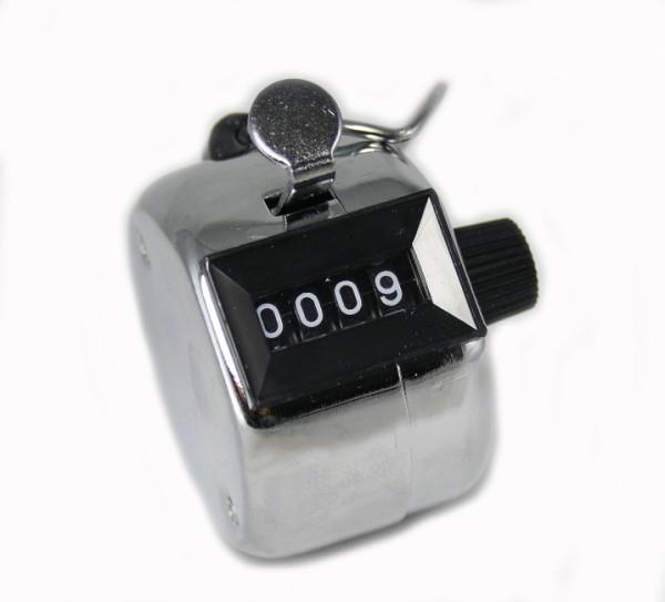 Strickzähler aus Metall