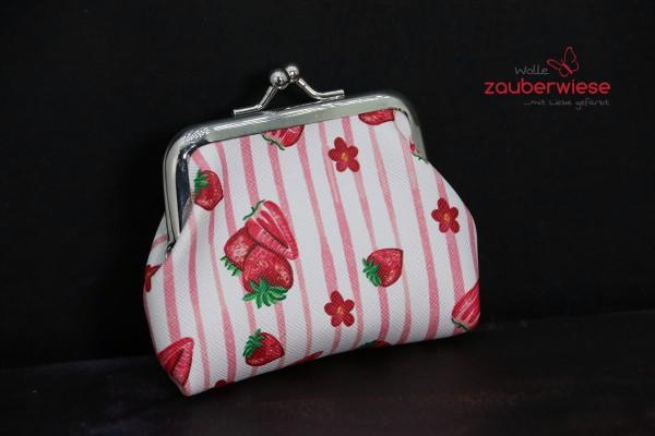 Etui Erdbeeren klein