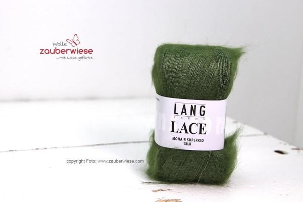 Lace olive, 310m, 25g, kidM1240