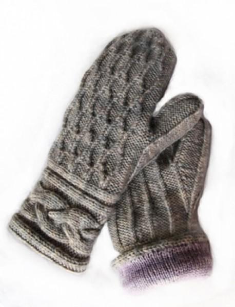 Anleitung Inuit Handschuhe
