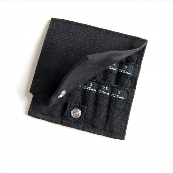 Tasche für Shorties Nadelspitzen (2.00 - 3.25 mm)