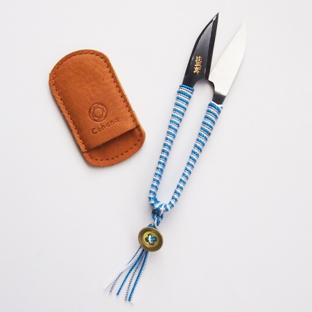 Shozaburo Handschere blau