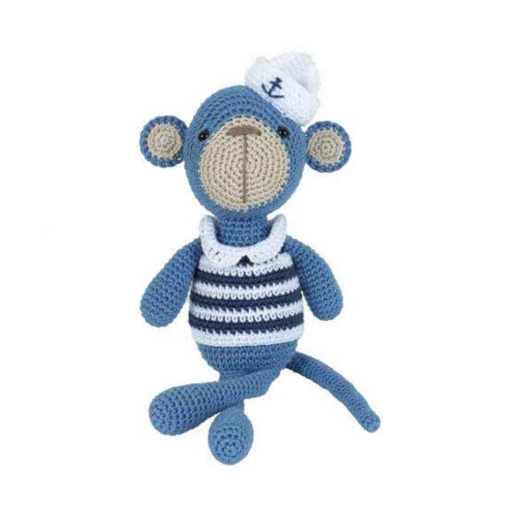 Häkelpackung Milo the monkey