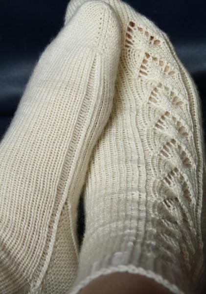 Asymmetria-Socken