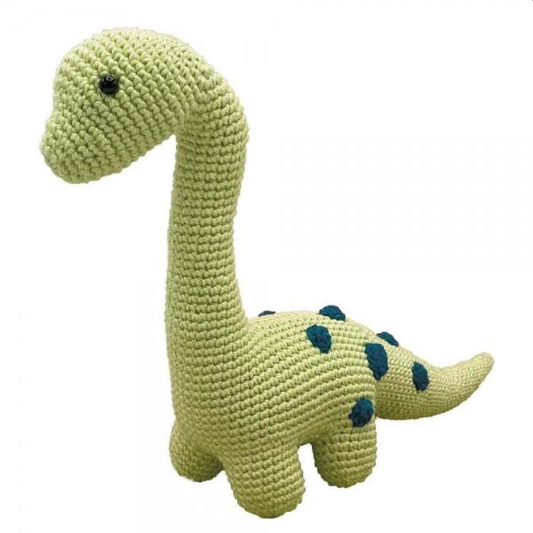 Häkelpackung Brontosaurus