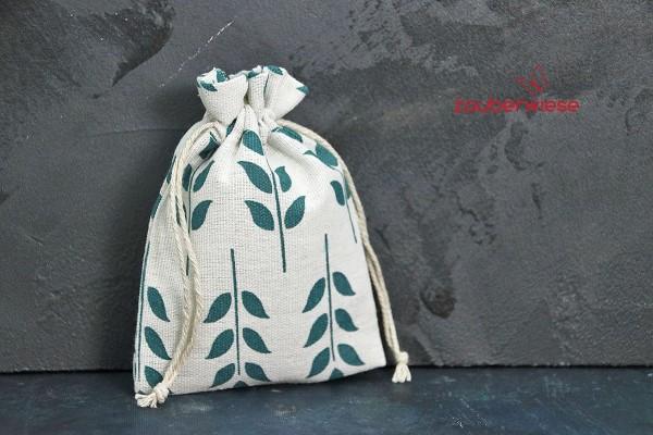Baumwollbeutel Blätter