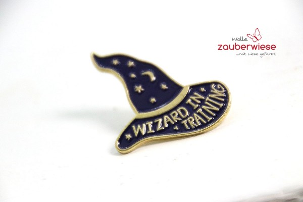 Emaille Pin Wizard