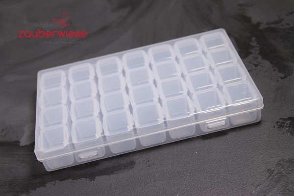 Perlensortierbox
