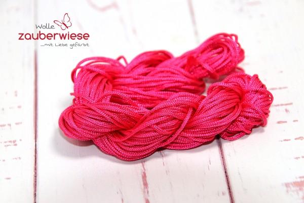 Nylonkordel pink