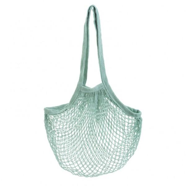 Einkaufstasche Netz grün
