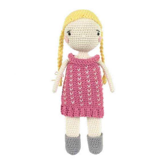 Häkelpackung Scarlett Doll