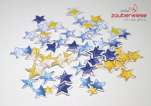 Aufkleber Sterne