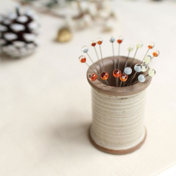 Hasami Spule magnetisch Winter Gold Edition