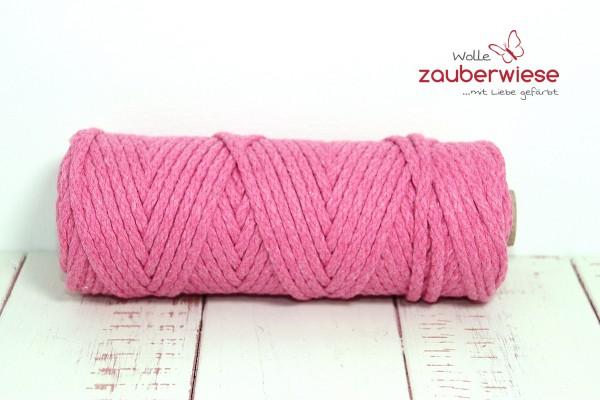 Macramee Garn 50m pink
