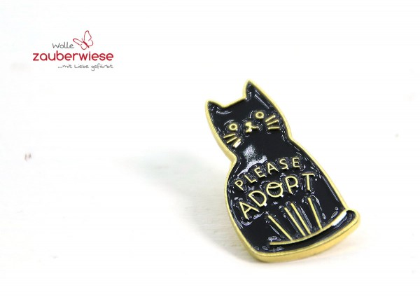 Emaille Pin please adopt