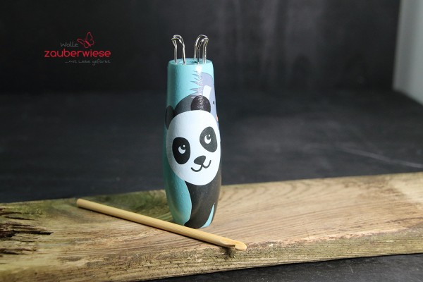 Strickliesel Panda u. Koala
