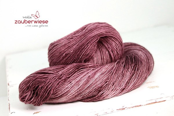 lebendiges mauve, single ply 420m