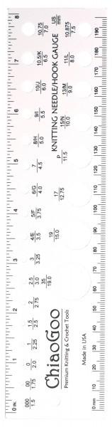 Nadelmaß, 20 cm