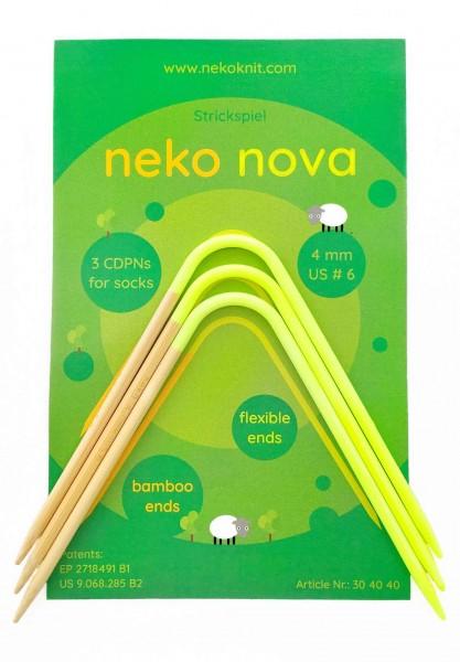 Neko Nova Strickspiel