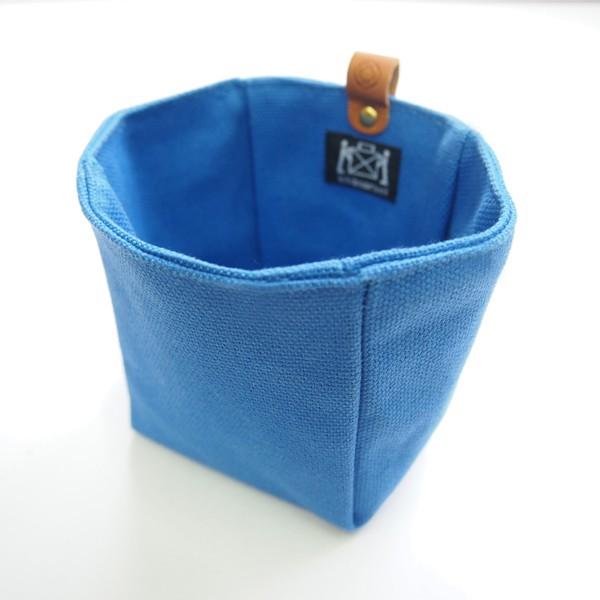 Canvas Knick-Knack Tasche blau