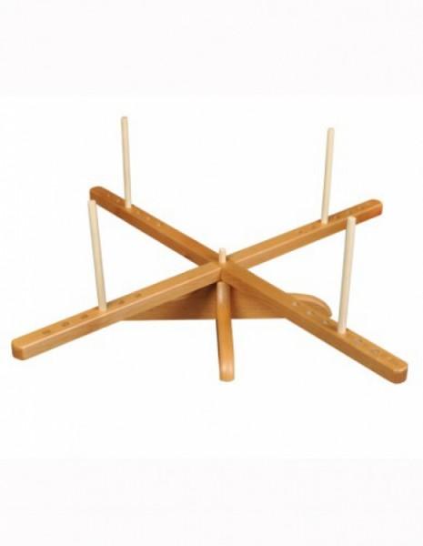 Tisch-Kreuzhaspel, Holz