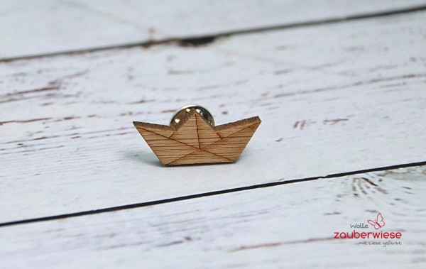Holz Pin Faltboot