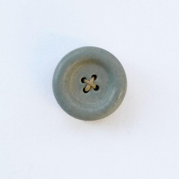 Magnet Knopf grau